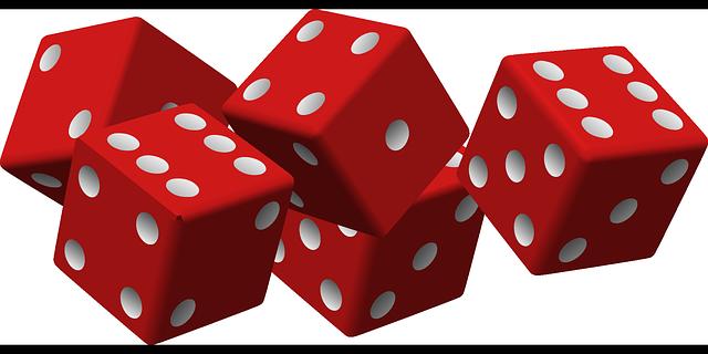Kitajsko vedeževanje s kockami