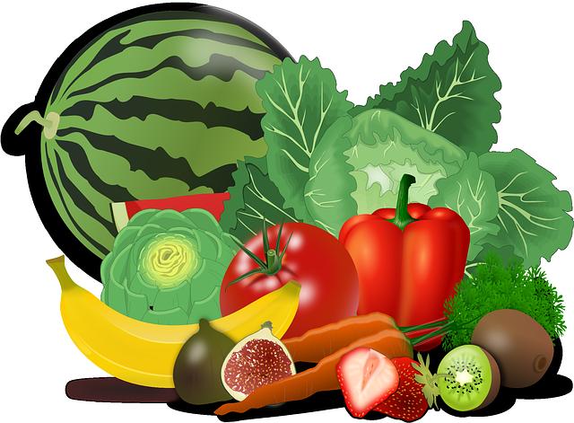 Vpliv sadja in zelenjave na posameznika