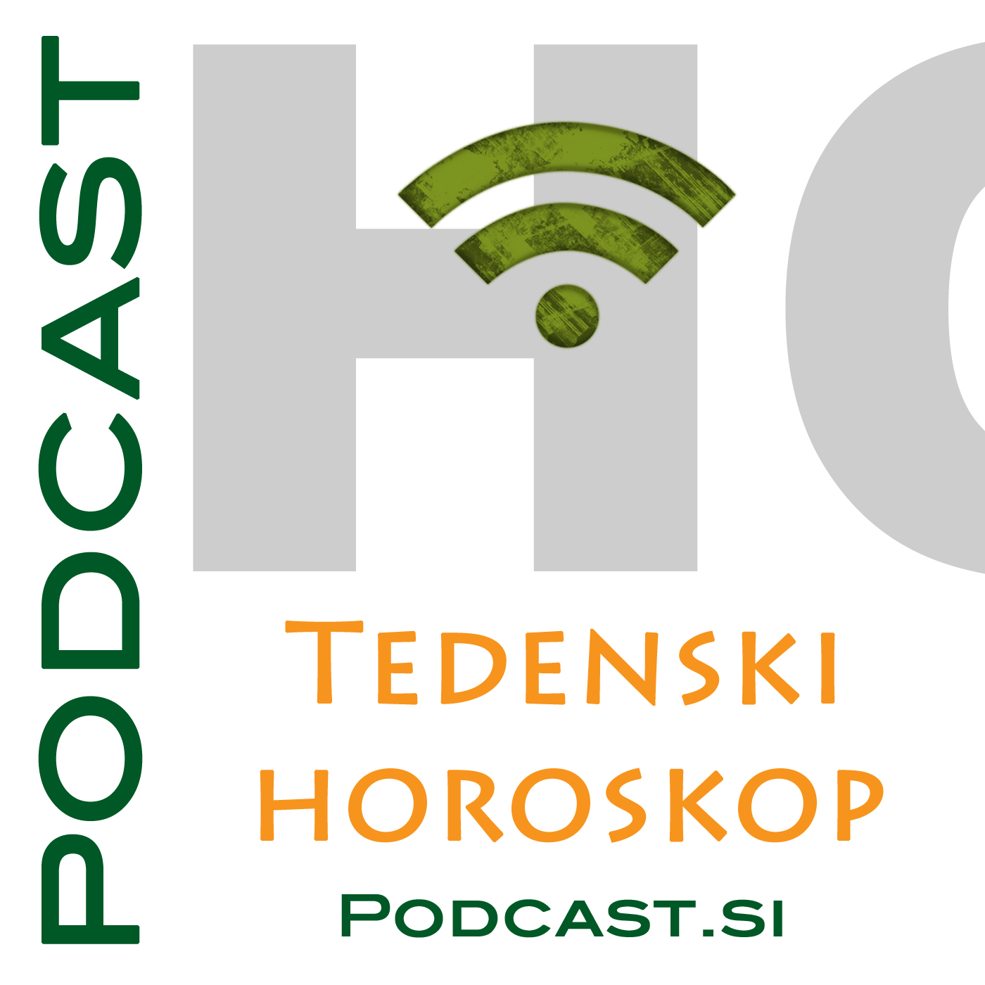 Podcast TEDENSKI HOROSKOP – Podcast.si