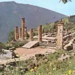 preročišče Delphi