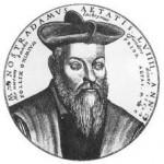 jasnovidec Nostradamus
