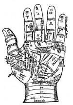 Branje z dlani 1.del
