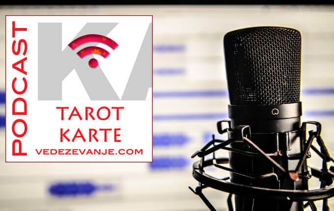 013 – Certificiranje v znanju tarota